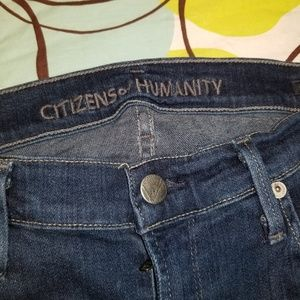 Citizens of Humanity  Avedon Slick Skinny Leg